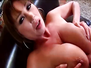 Horny Asian MILF Big Boobs..