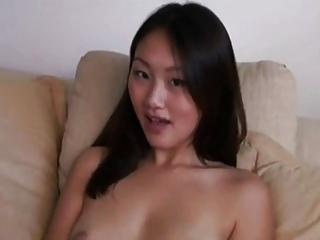 Evelyn Lin gets her lovely..