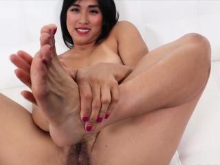 Mia Li Foot Fetish Stick