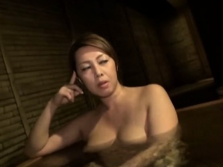 Japanese MILF fucked in..