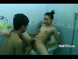 Vault asian charm slut piss..