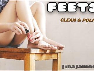 Feets 1 - Clean & Polish..