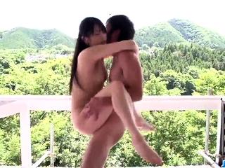 Misaki Oosawa loves handling..