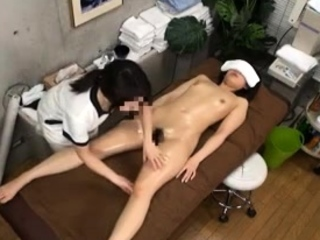Masseuse Touch Teen Sexual..