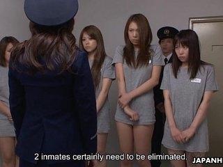 Slutty Asian prisoners..