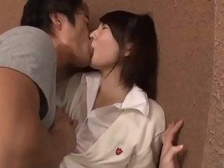 Japanese Schoolgirl  paws..