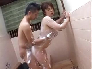 Japanese Mom with big boobs..