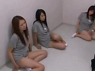 Japanese babes abused in..
