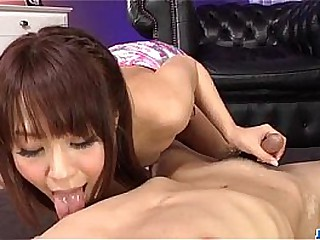 Maika plays with pussy in..