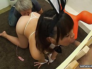 Asian pet girl is convict..