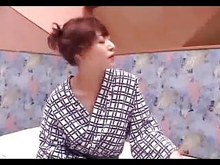 45yr age-old Japanese Mom..