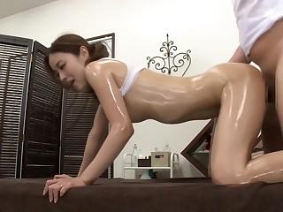 Crazy Japanese slut in..