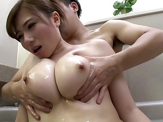 Horny Japanese chick in..