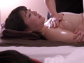 Crazy Japanese slut almost..