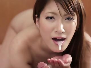 Yume Mitsuki POV blowjob..