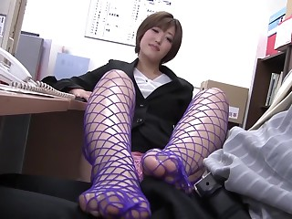 Fabulous Japanese chick with..