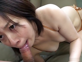 Creampie interview with..