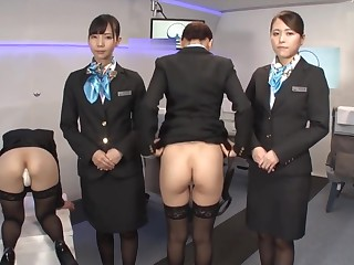 Japanese Airline Perfectly..