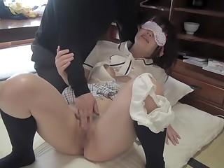 Stunning Japanese girl in..