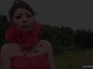 Japanese model, Sakurako..