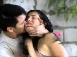 Asian slavery asian Erotic wax