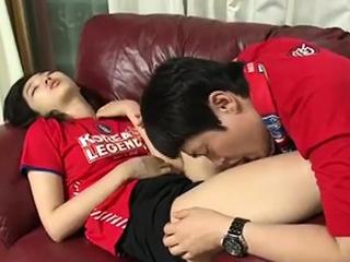 Asian lovers from korean 18..