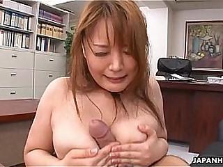 Hinata Komine getting..