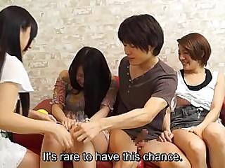 Japanese amateurs having..