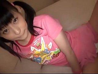 cute little Japanese girl