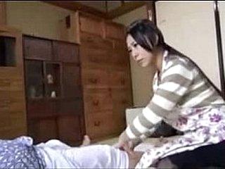 Japanese elderly man and not..