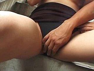 Kinky Asian babe ass..