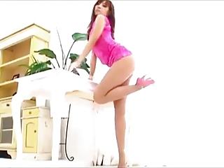 Asian Pantyhose Upskirt..