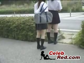 Japanese Schoolgirl and..