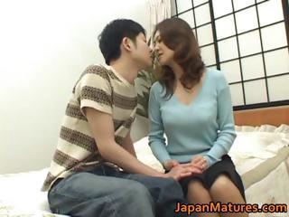 Mina Toujou sexy mother..