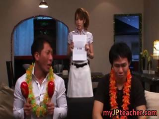 Super erotic Japanese nurses..