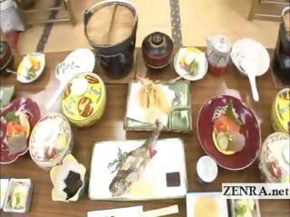 Subtitled Japanese milfs set..