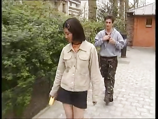 Korean student fucks western..